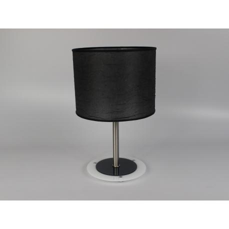 Lampada da tavolo in plexiglass e metallo con paralume - Lampade da tavolo in plexiglass ...