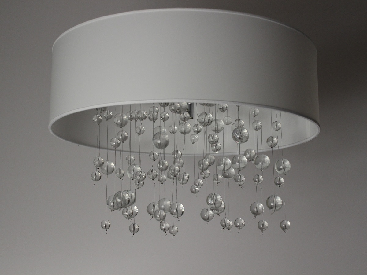 Plafoniere Cristallo Moderne : Lampade cristallo moderne amazing applique e lampadari in